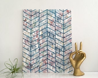 Marissa Abstract Fine Art, Original Art, Line Work, Modern Art, Original Painting, Wall Art, Canvas Art, Fine Art, Geometric Art