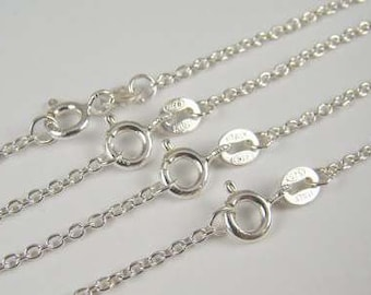 5.5 mm Sterling Silver Spring Ring Closures (20)  and 4mm Open Jump Rings (50) Wholesale