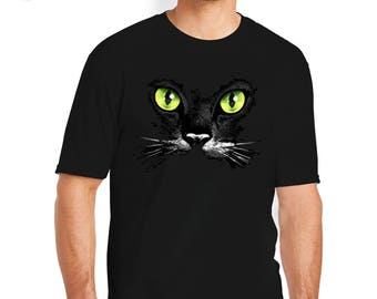 Cat Face T-Shirt, Cat Face Shirt, Cat Face, Cat T-Shirt, Cat Shirt, Cat Tee, Cat Gift, Cat Lover Gift, Cat Lover, Cat, Cats, Kitty, Kitten