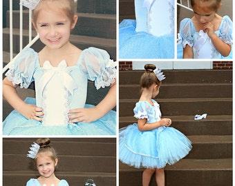 Cinderella costume, princess custom costume 7