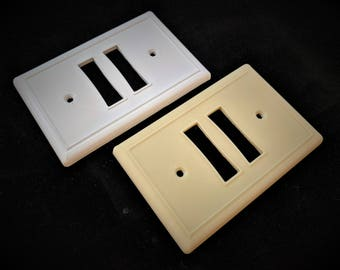 Remcon Switch Plate (Double)