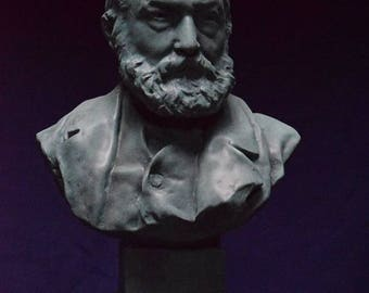 "High Bust of Victor Hugo (18.1"")"