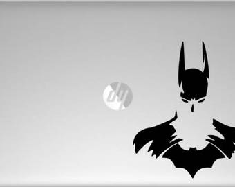 Batman Black or White Laptop Vinyl Decals
