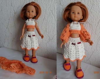 Held compatible 33 cm doll, Corolla Dears, little darling, diana effner, paola reina.