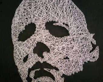 Halloween Horror Film String Art - Choose Your Theme!
