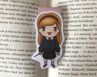 Ginny Weasley Magnetic Bookmark