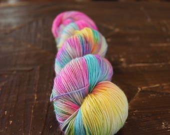 A Unicorn and a Rainbow Had a Baby - Dyed to Order