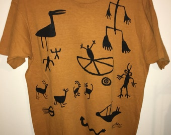 Rock Art T-shirt