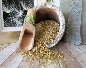 Dried Herbs, Yarrow, Yarrow Flowers, Organic, Dried Flowers