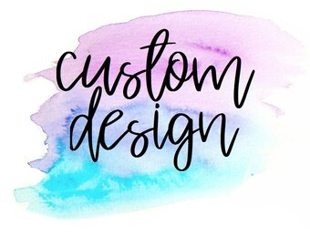 Custom Tee or Tank