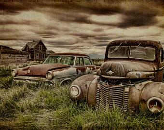 Remnant  12x18 Fine Art Photo