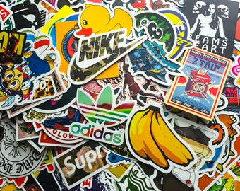Sticker-Bombing Sticker Pack