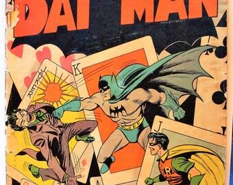 SALE 300 BUCKS off * * * Batman #11 First App Penguin, Second App Joker, Key Joker Cover, Golden Age, Holy key issue Batman!!!
