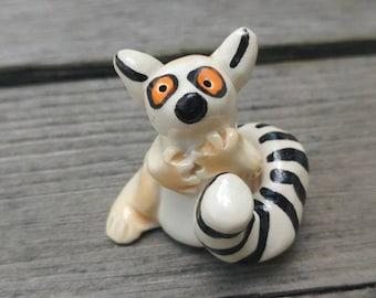Lemur Ceramic Little Guys