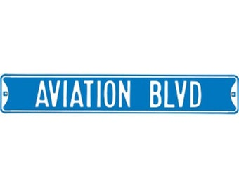 AVIATION BLVD MAGNET