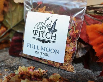 Full Moon Incense
