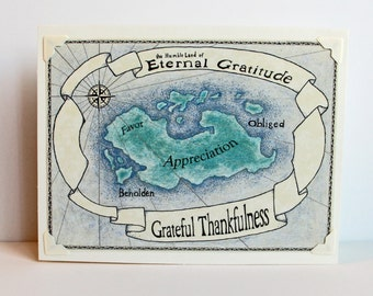 The Land of Eternal Gratitude
