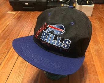Vintage NFL Buffalo Bills hat / cap very cool style super rare
