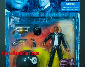 Wild Wild West James West Demolition Pool Ball Action Figure WB Toy