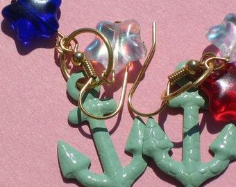Pirates Aweigh Earrings