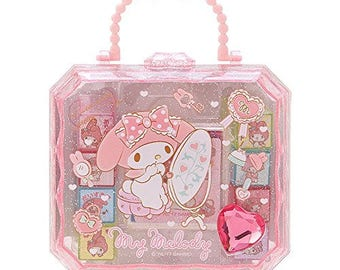 My Melody Suitcase Stamp Set MINI Size or Little Twin Star Stamp Set Mini Size