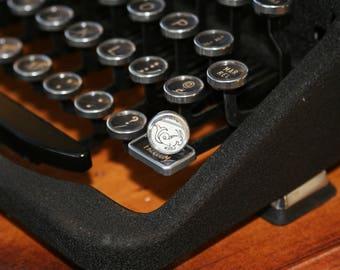 Capricorn Typewriter Key Pin