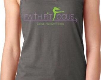 Faith Fit Focus Tank