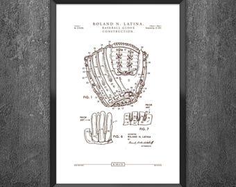 No 440 - Baseball Glove Construction