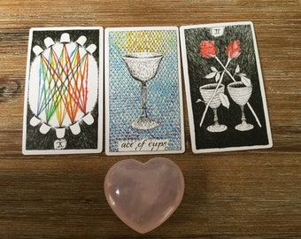 Find out why do people like you (Tarot reading)