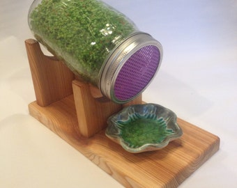 Sprouting Kit That Works and Looks Awesome
