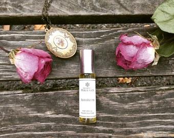 Remy Perfume Oil - Saffron, Sandalwood, Honey