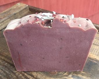 Blackberry & Sage Soap