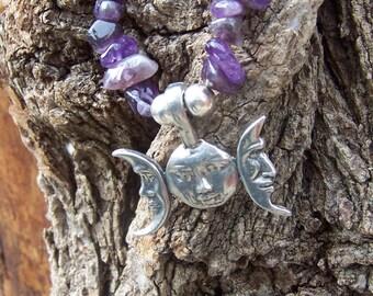 Goddess Moon Necklace