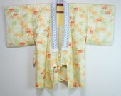 Yellow orange haori jacke...