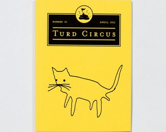 Turd Circus Issue 1