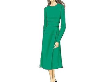 Vogue Pattern V9150 Misses' Dress