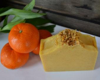 Essential Orange Handmade Soap