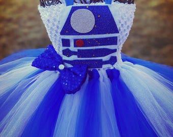 Adult R2D2 Tutu Dress