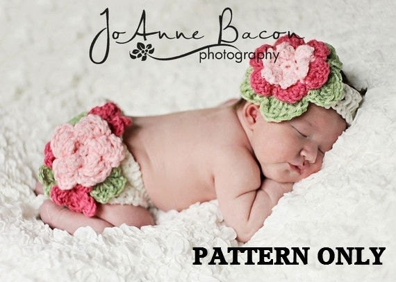 Crochet Diaper Cover Pattern Baby Crochet Patterns Crochet
