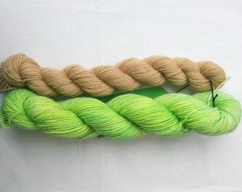 Wool Sock Set 50g&25g