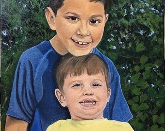 "Custom Painting (11""x14"")"