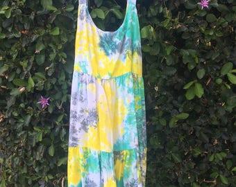 Tie Dye Dress (3T -4T)