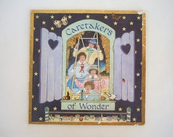 Caretakers of Wonder Cooper Edens Green Tiger Press Softcover Edition