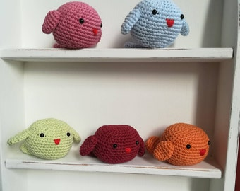 Potpourri Crocheted Bird, Amigurumi Potpourri Bird, Potpourri Gift, Aroma Bags, Amigurumi Birds