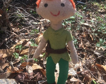 Peter Pan doll