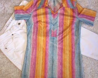 RARE Vintage H Bar C California Ranchwear Shirt