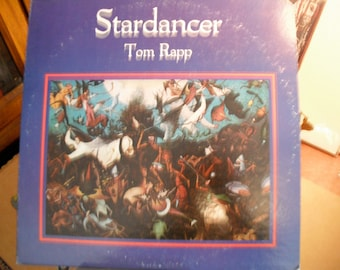 Tom Rapp Stadancer from Pearls Before Swine Gone Solo 1972 David Briggs Charlie Mc Coy Led Band Nashvilles Best