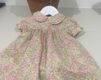 Liberty Baby Dress