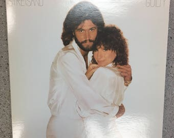 "Barbara Streisand ""Guilty"" Vinyl Record Duet with Barry Gibb"