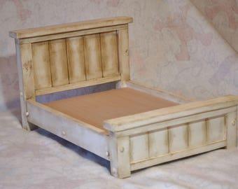 Ana-White's Farmhouse Bed